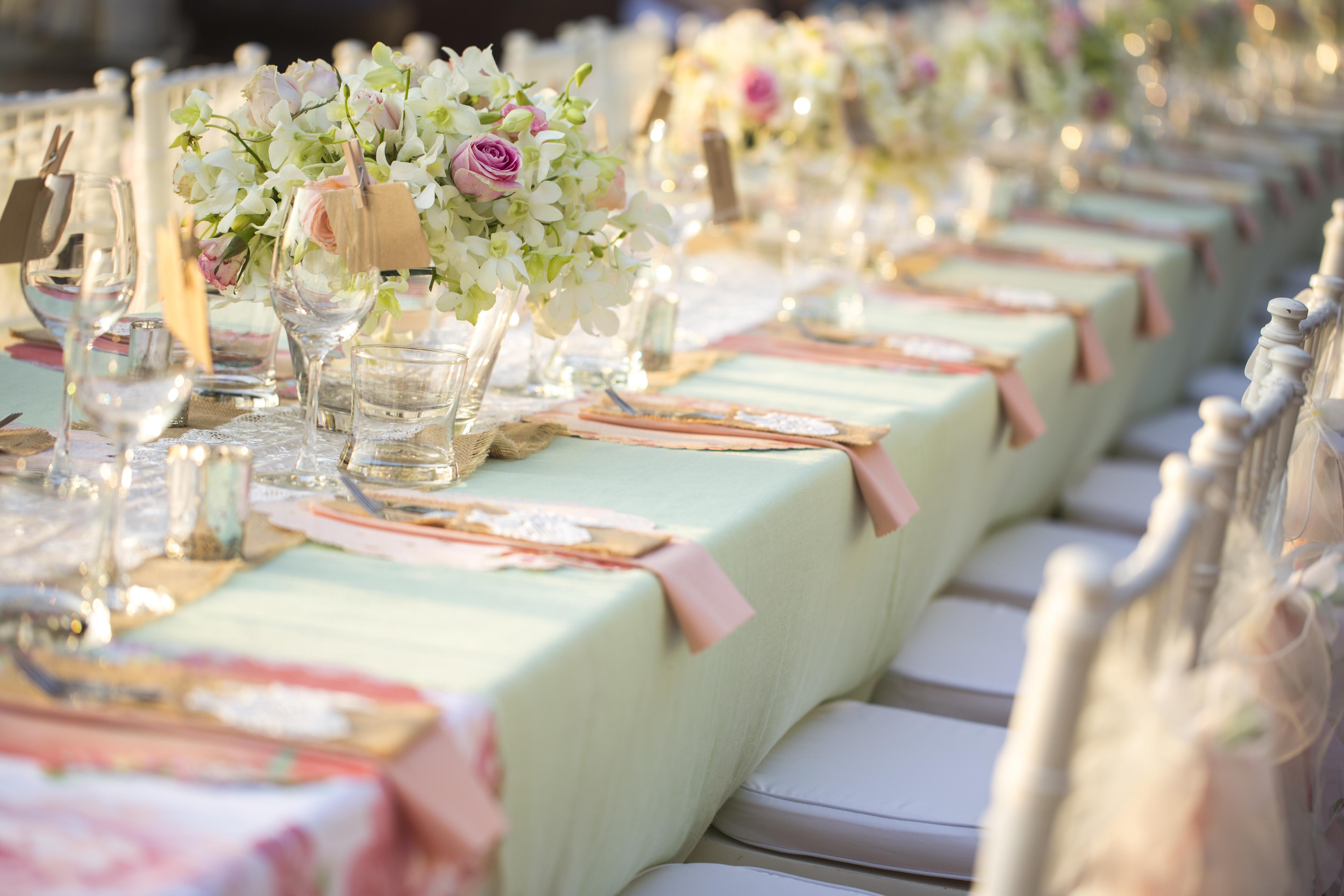 Image result for mesas de bodas