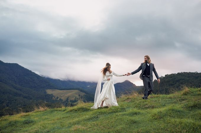 Wedding Broker james bennett