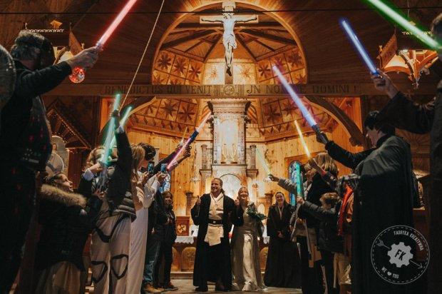 Wedding Broker star wars 2