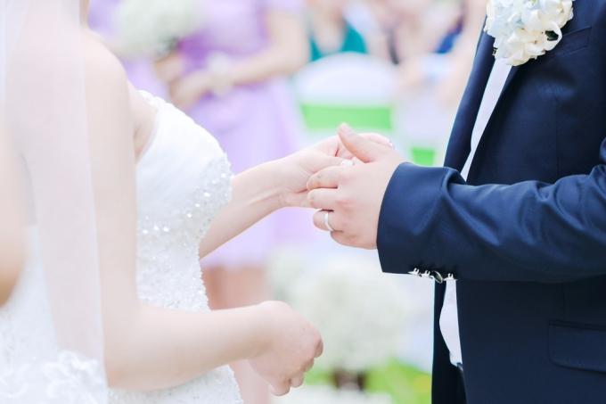 Wedding Broker Vows 1