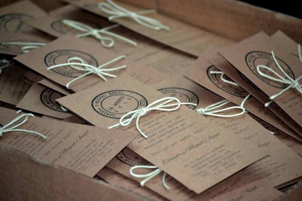 Wedding Broker Invitaciones y detalles 3