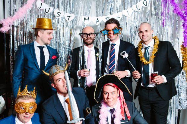 Wedding Broker Party Pix marzo2
