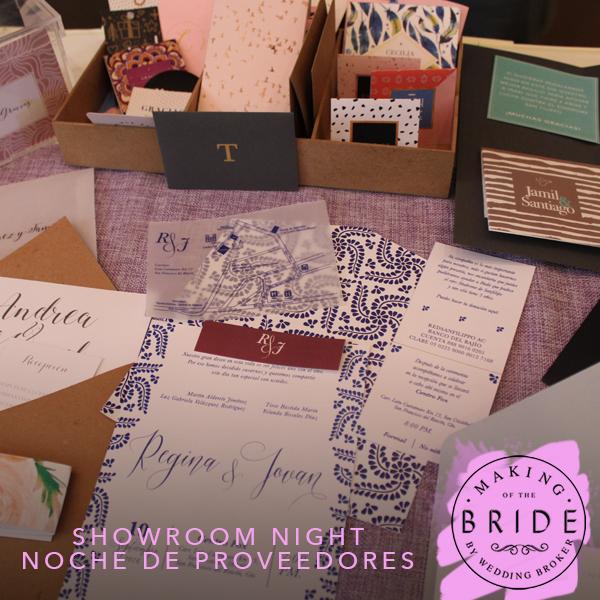 Wedding Broker 15-CONTENIDO-NOCHE DE PROVEEORES