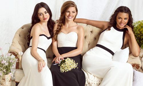 Wedding Broker guia damas dessy 2