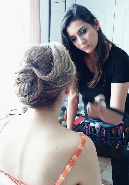 Wedding Broker Project make up agos (2)
